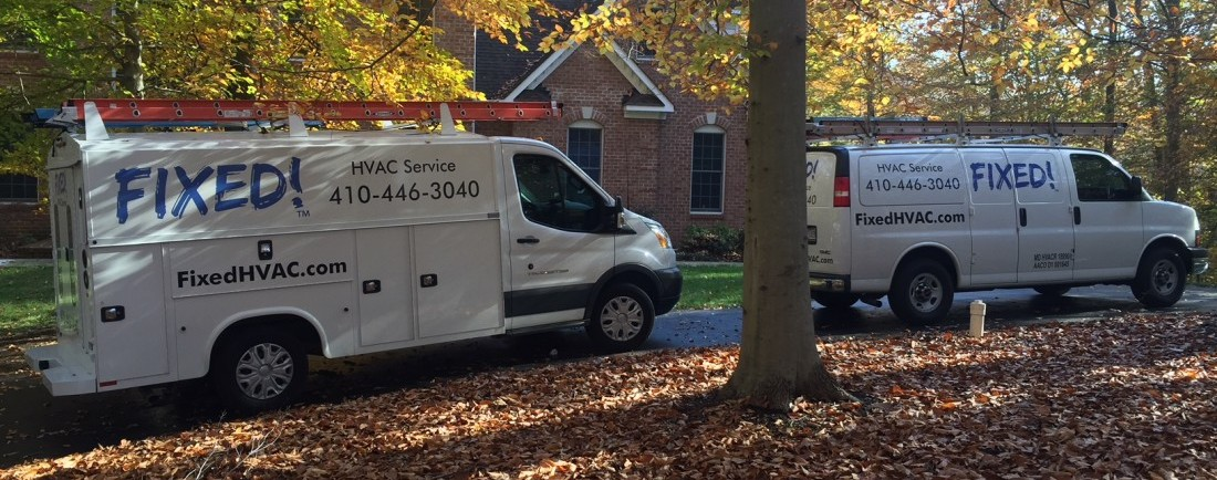 Outstanding HVAC Services for all of Anne Arundel County